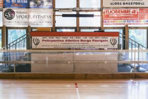 Foto del Centro Sportivo Cavina a Borgo Panigale