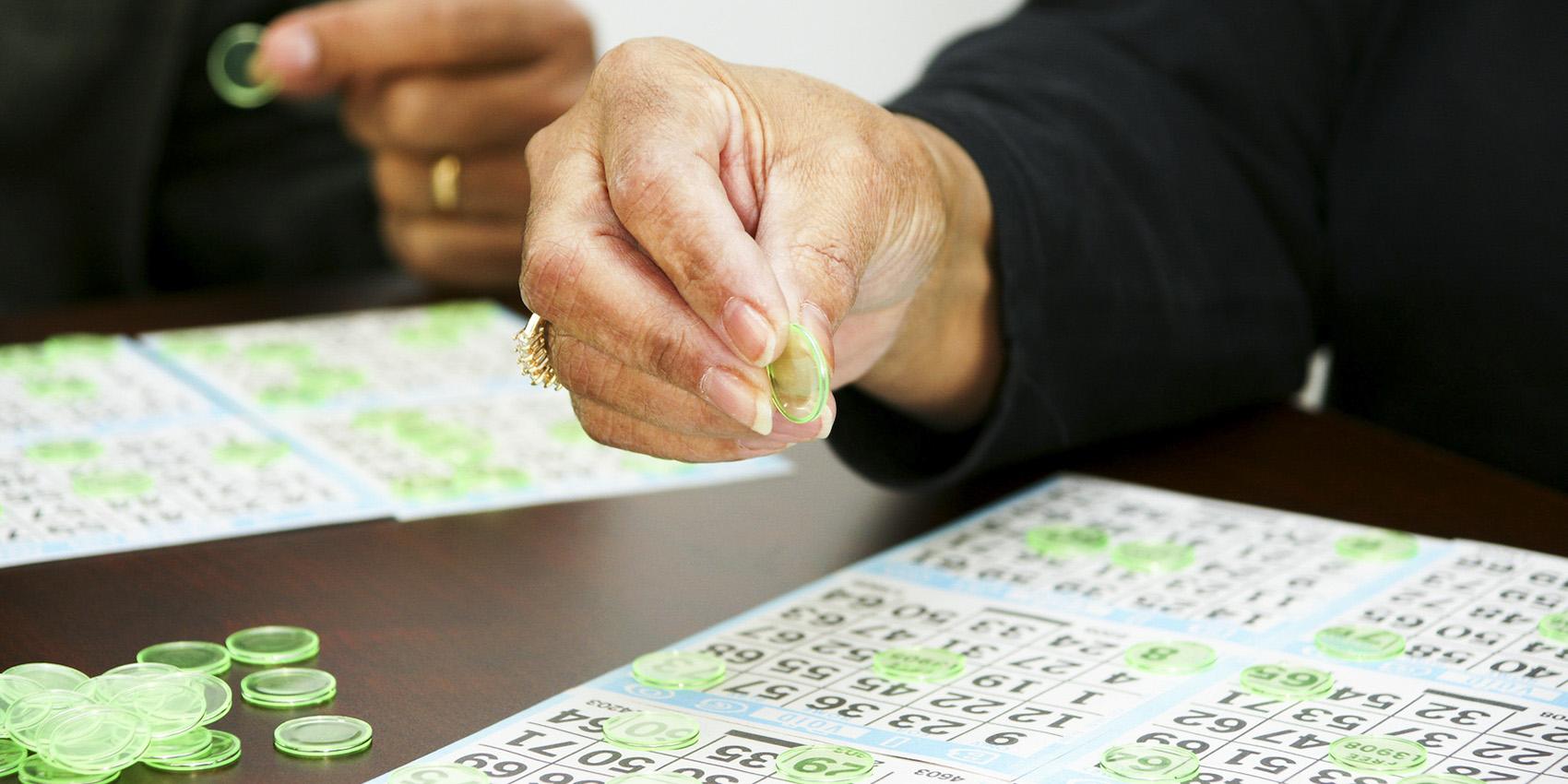 Partite di tombola a Borgo Panigale e giochi per il tempo libero